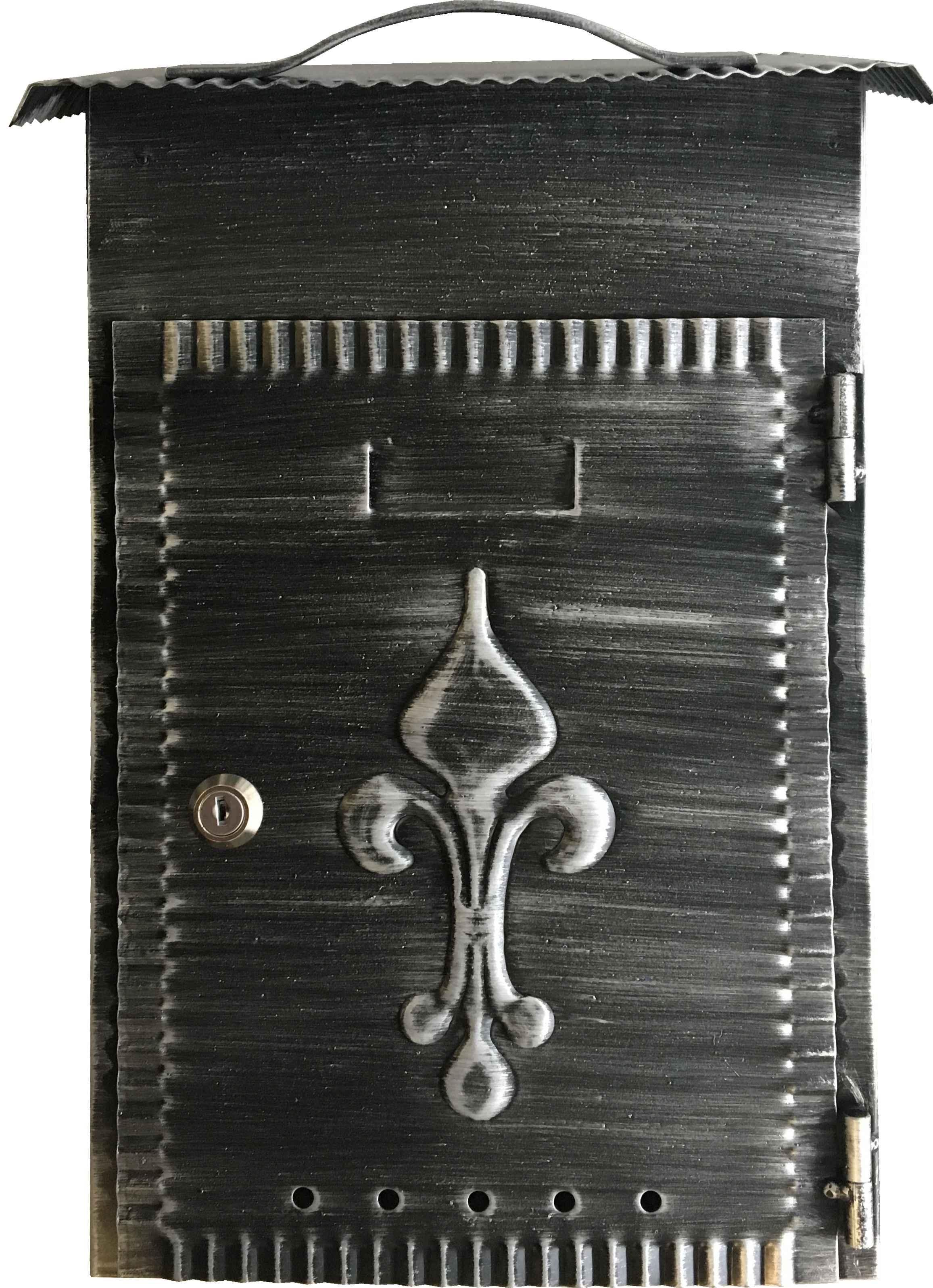 765a986ff Poštová schránka kovaná